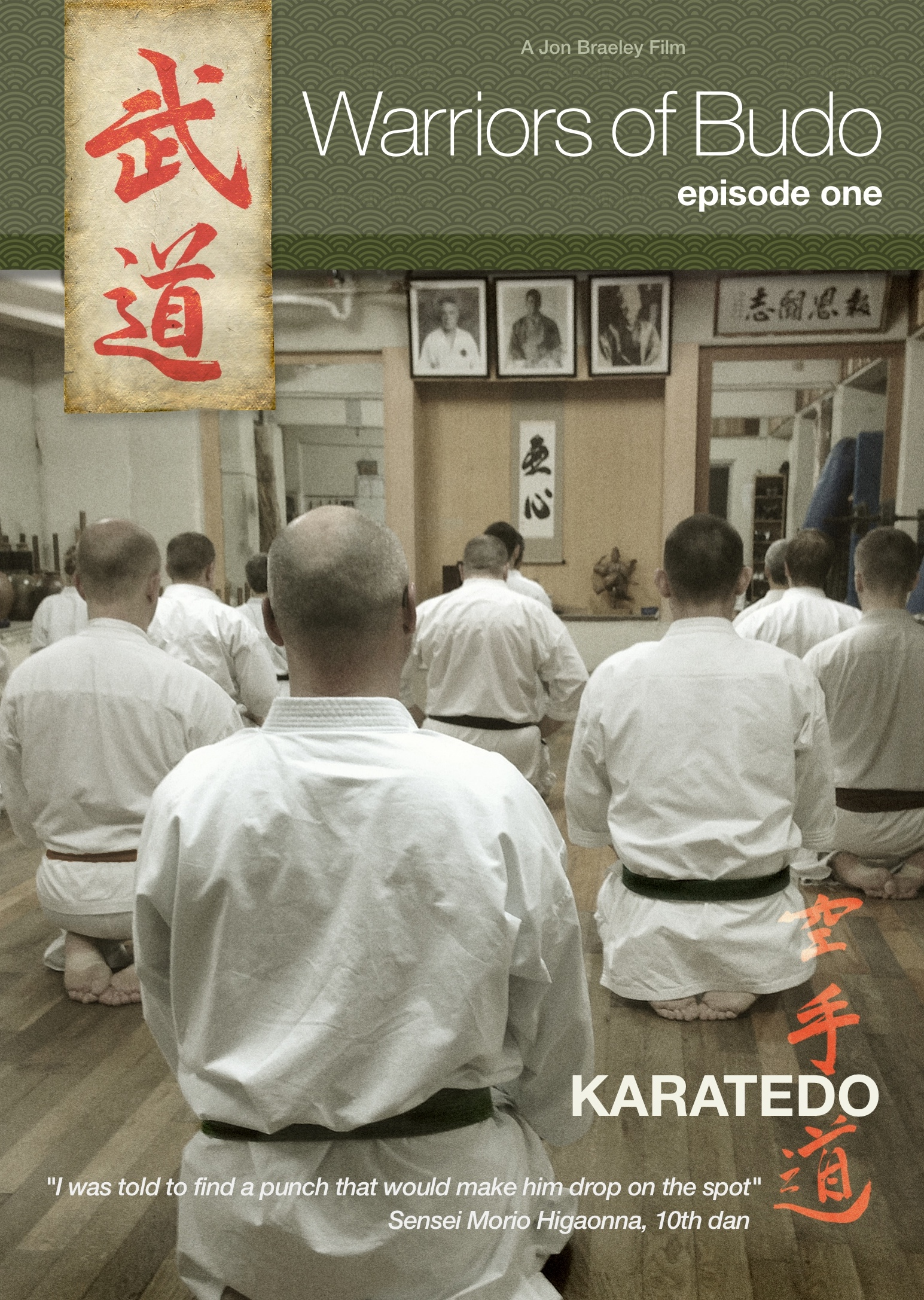 Episode One Karatedo