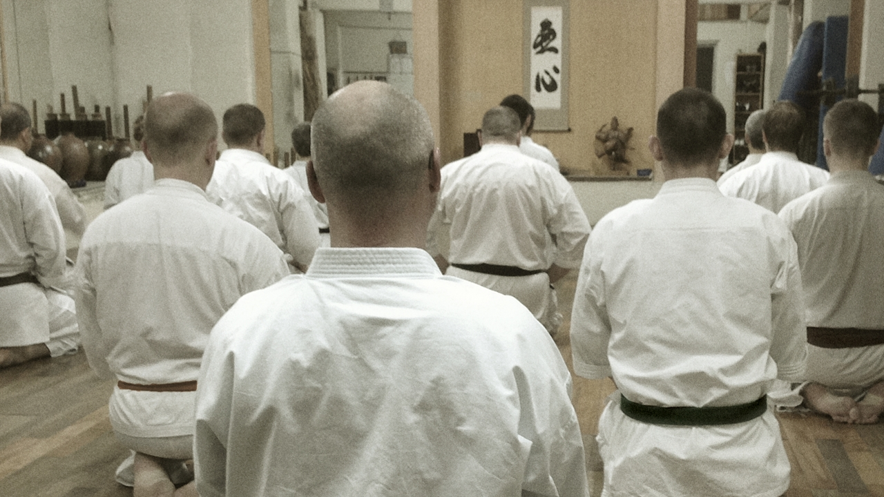 Warriors of Budo