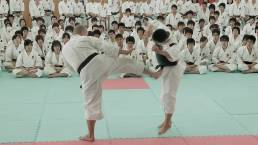 Episode Seven: Shorinji Kempo