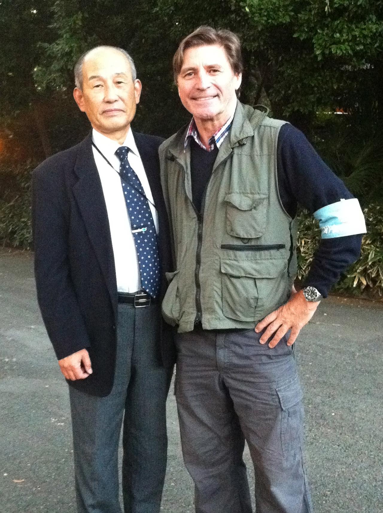 Takeuchi Masakuni , 7th dan Kyudo master