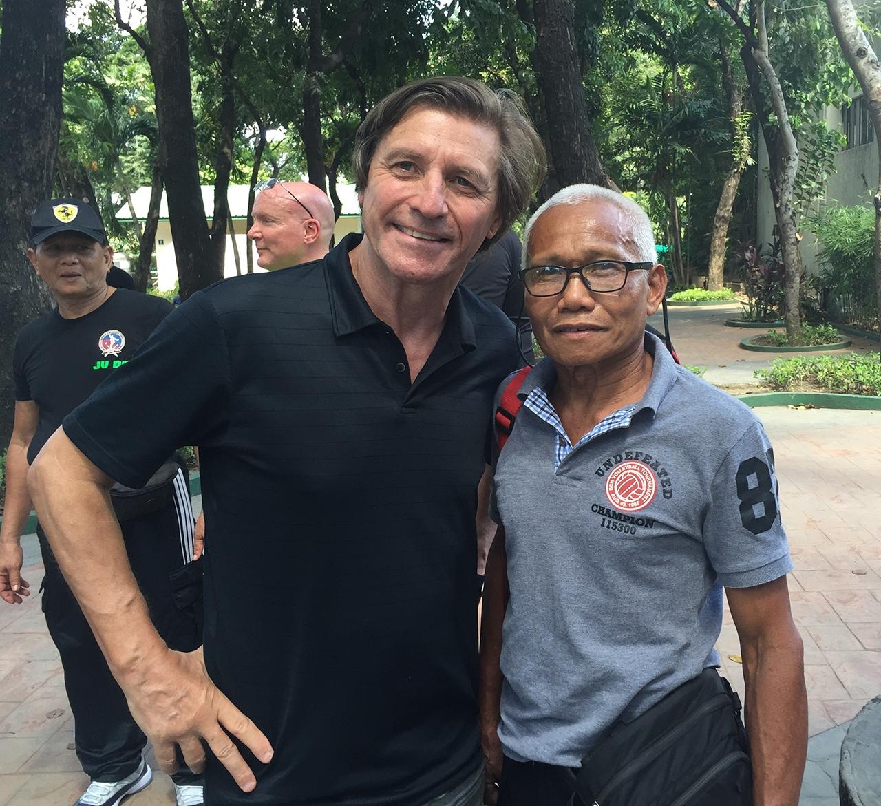 Grandmaster Rodel Dagooc,Modern Arnis, Manilla