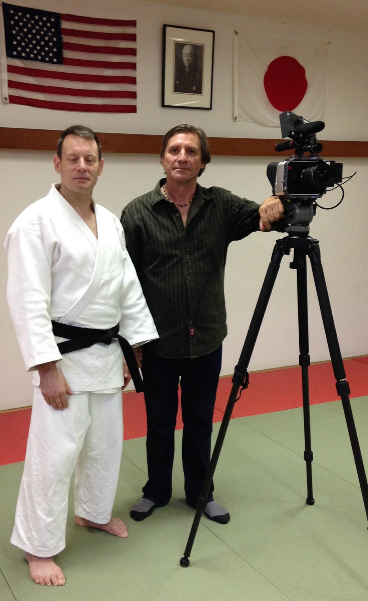 John Gage, 8th dan Judo and Nihon-Jujutsu