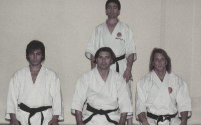 Martial Arts Beginnings…