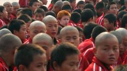 a boy in china