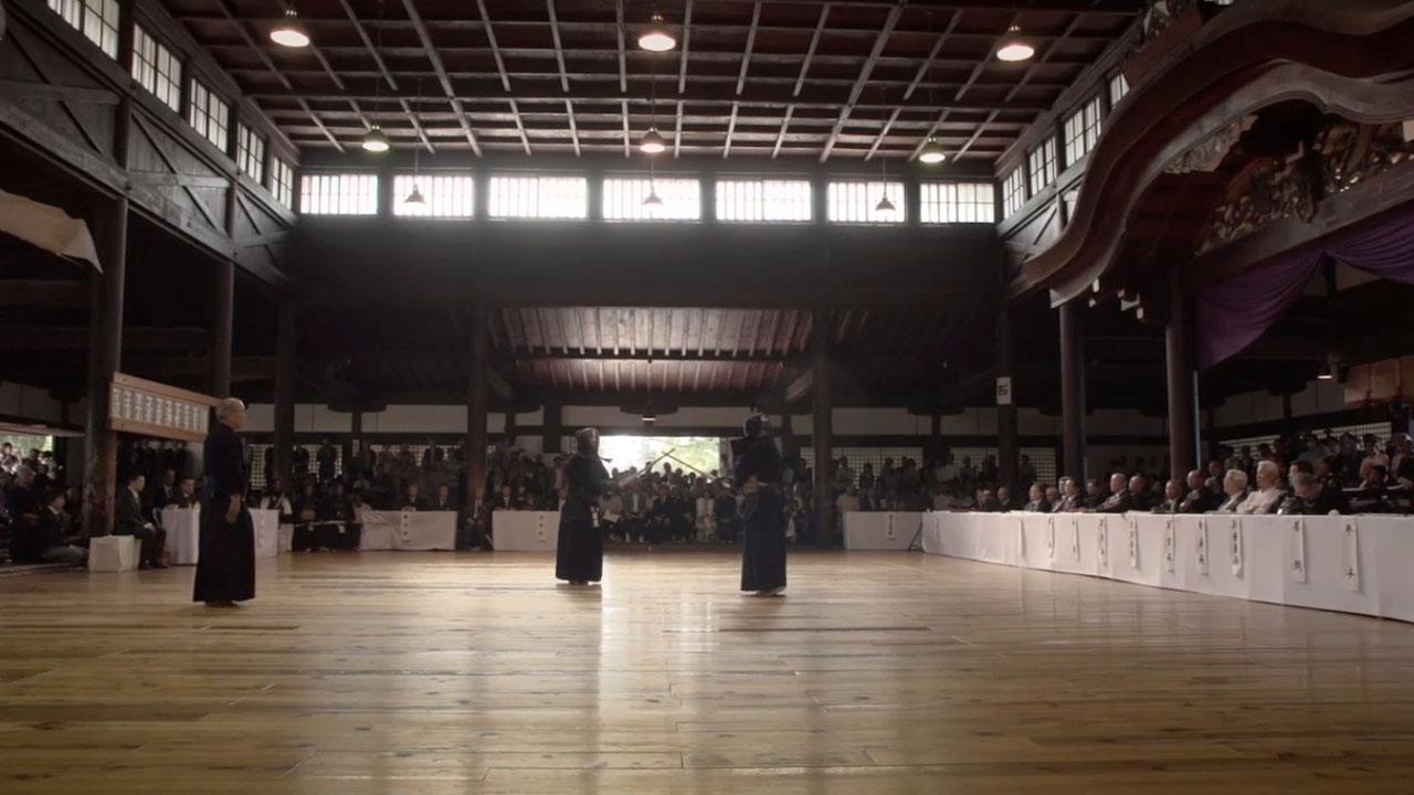 Kendo Enbu Taikai in Kyoto