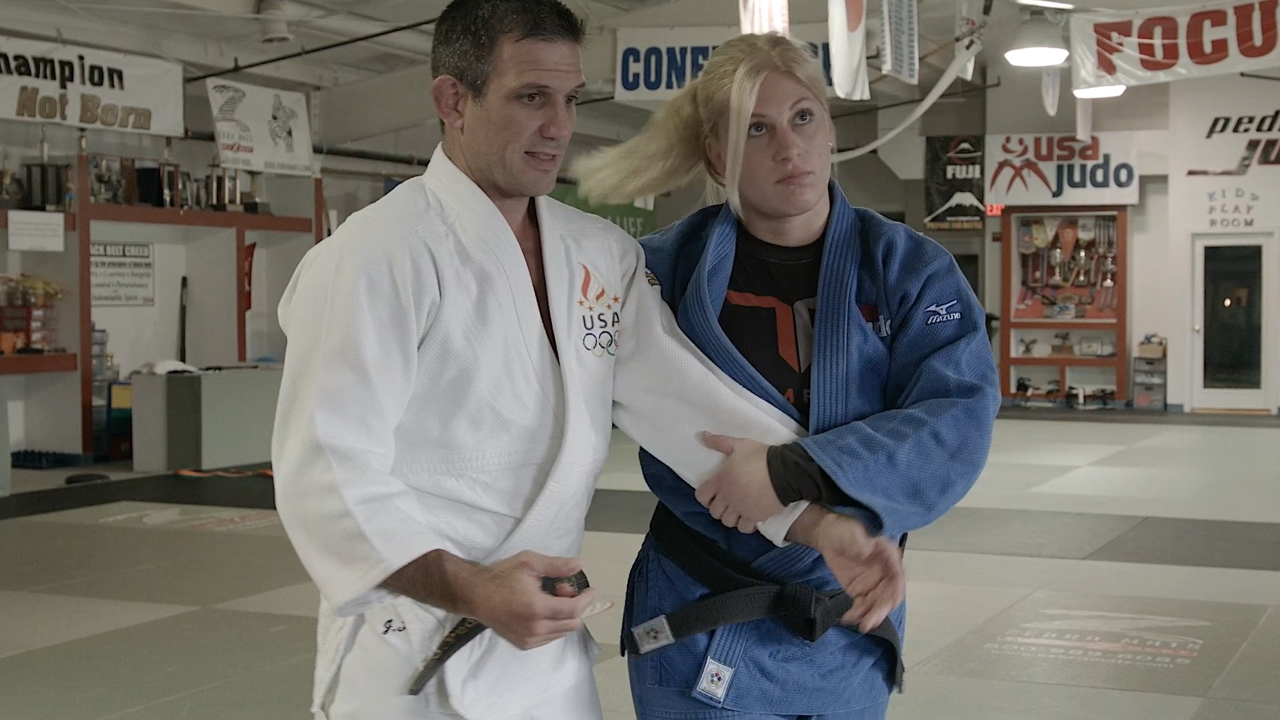 Judo Strategy for Competitions