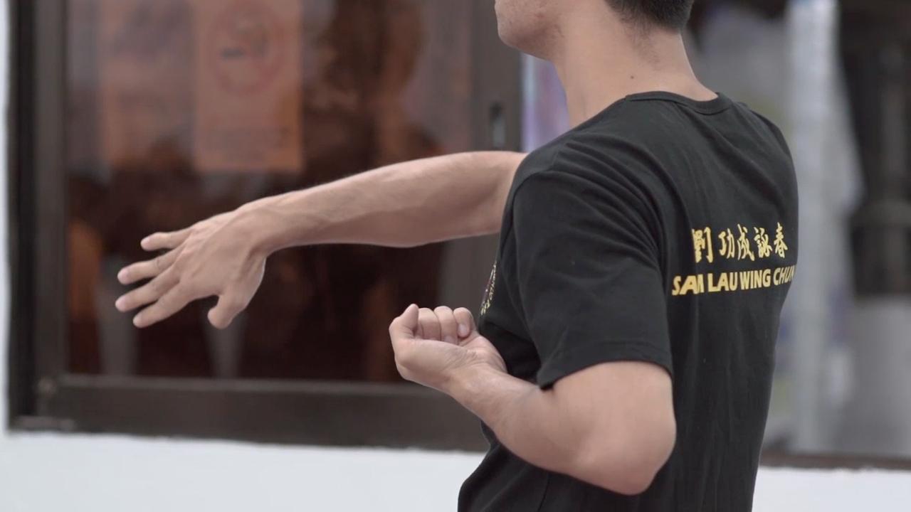 Wing Chun and Master Sam Lau
