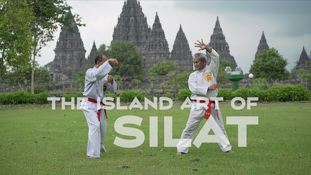 The Island Art of Silat… Cover Artwork