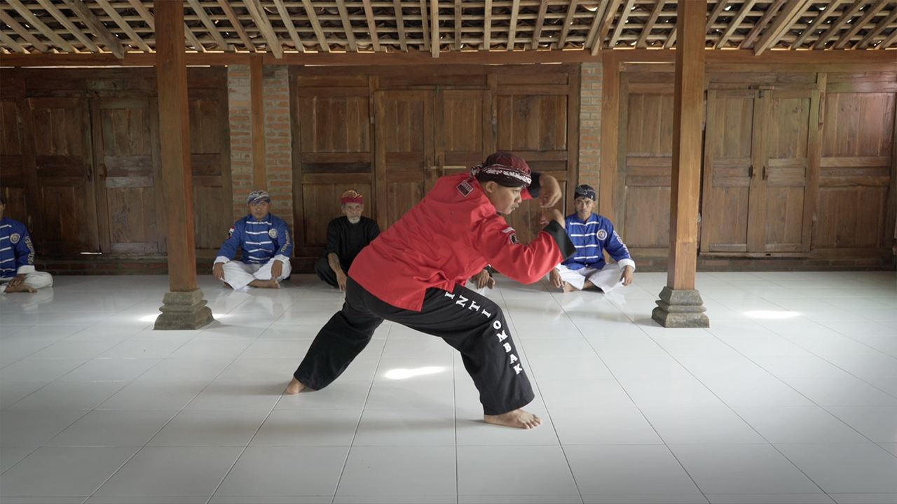 Island Art of Silat… Inti Ombak