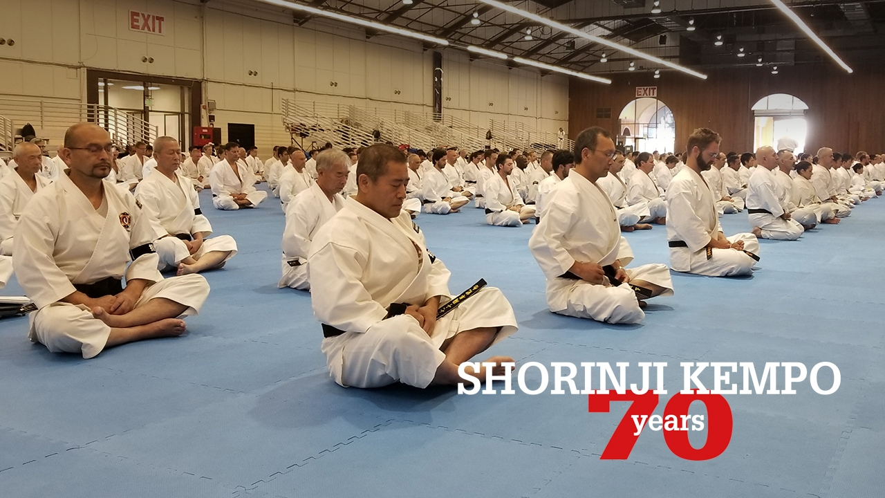 Study Session Shorinji Kempo 70 Years