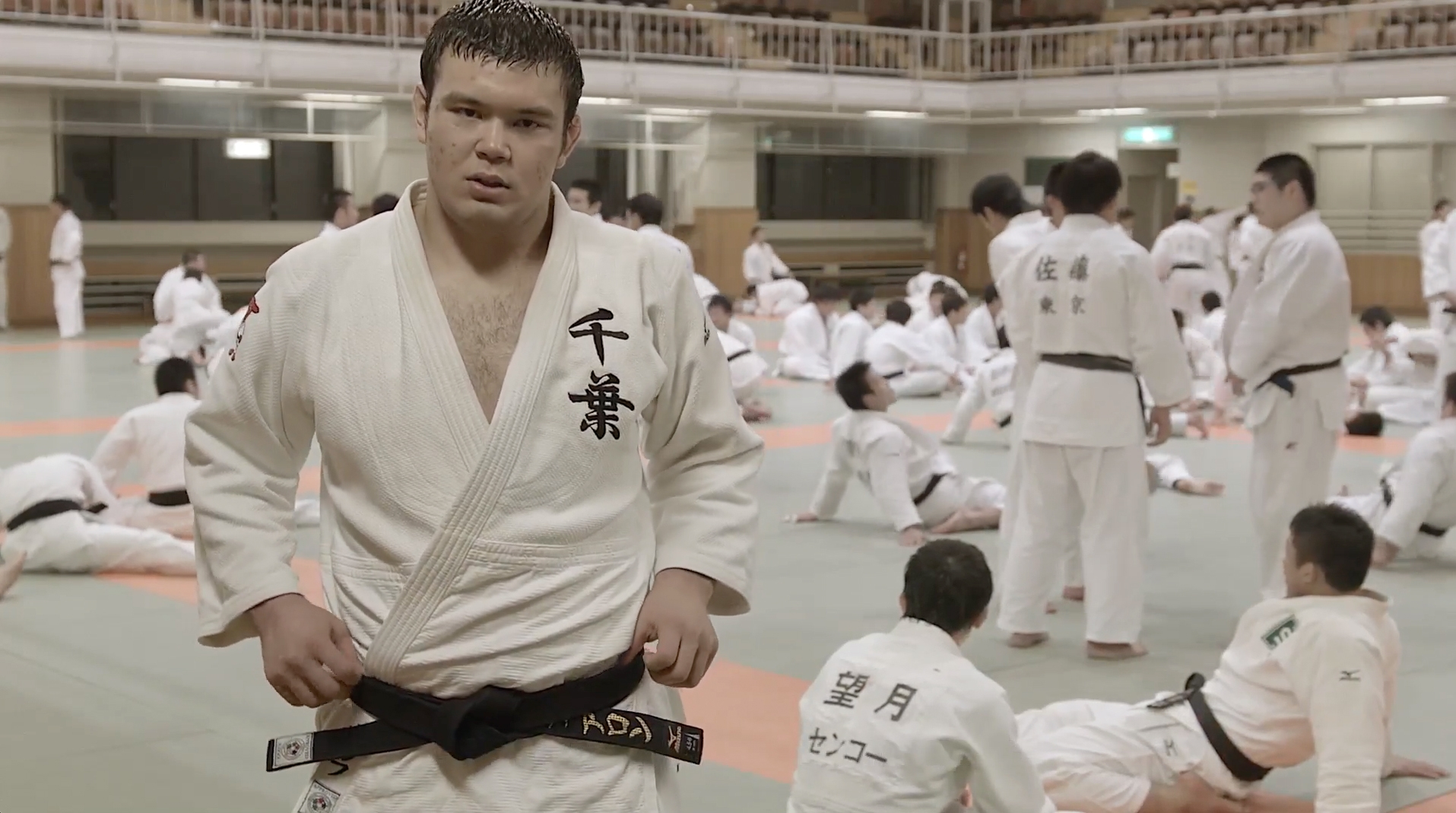 Winning National Judo Titles