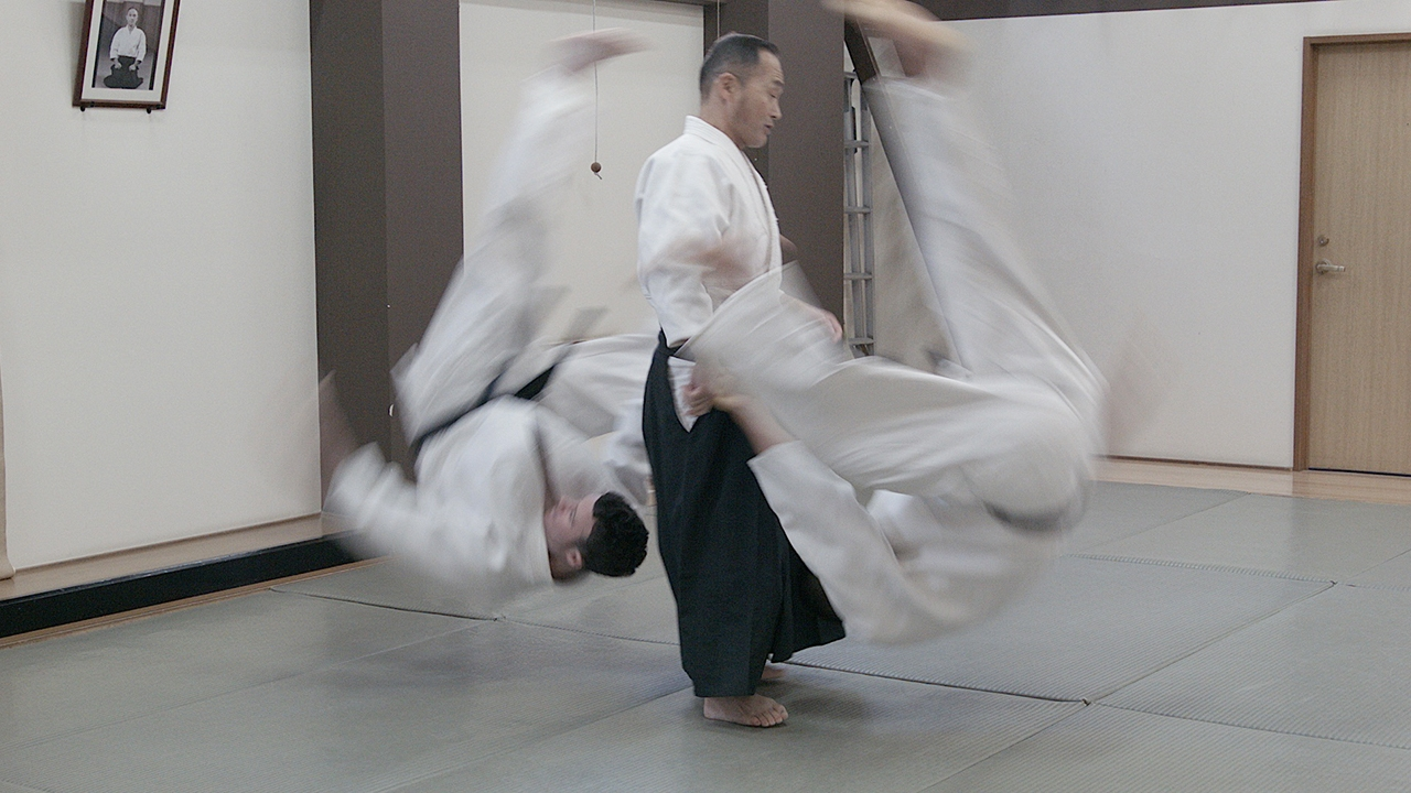 Warriors of Budo: Aikido