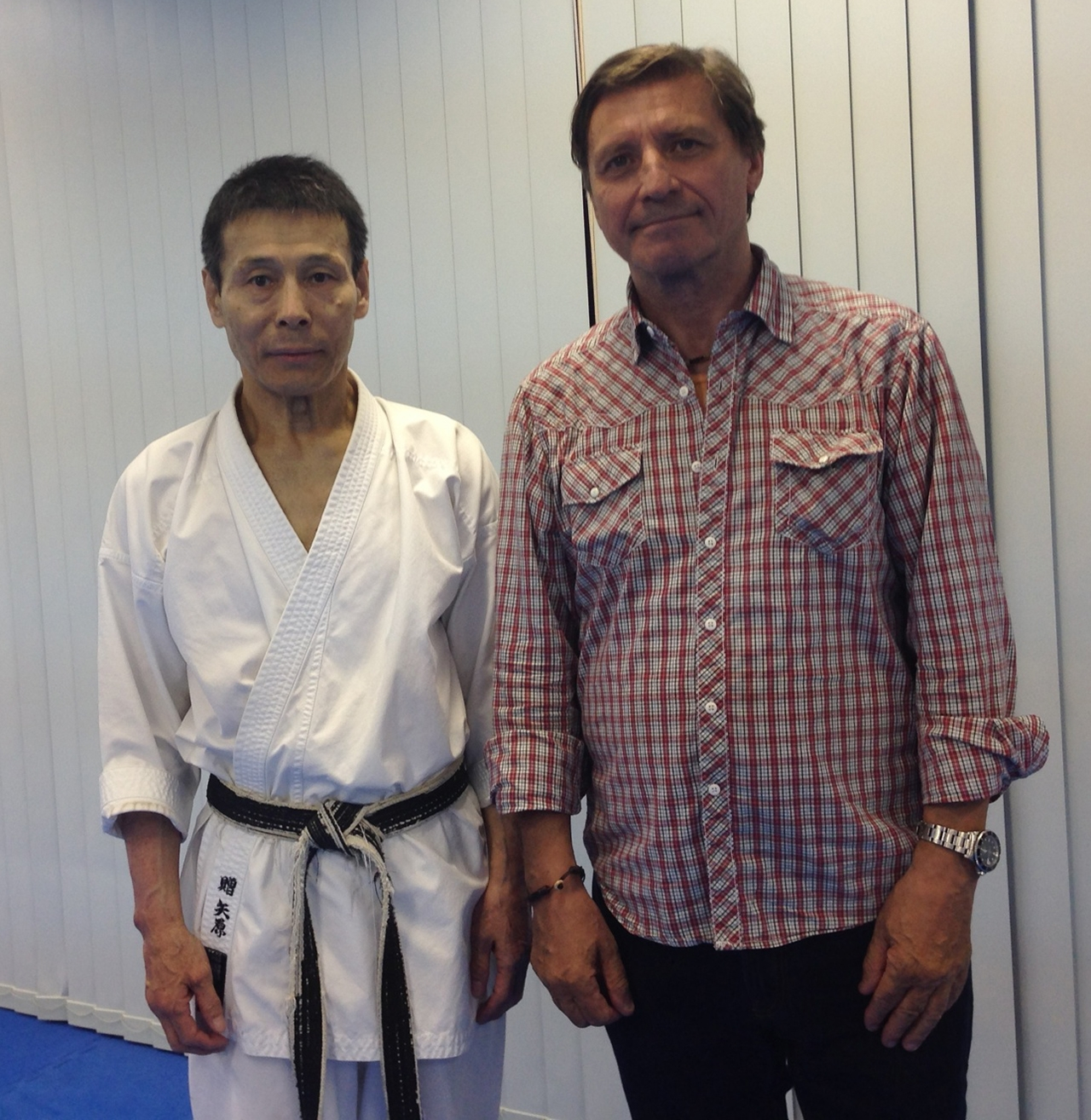 Mikio Yahara, 8th dan, Karatenomichi World Federation