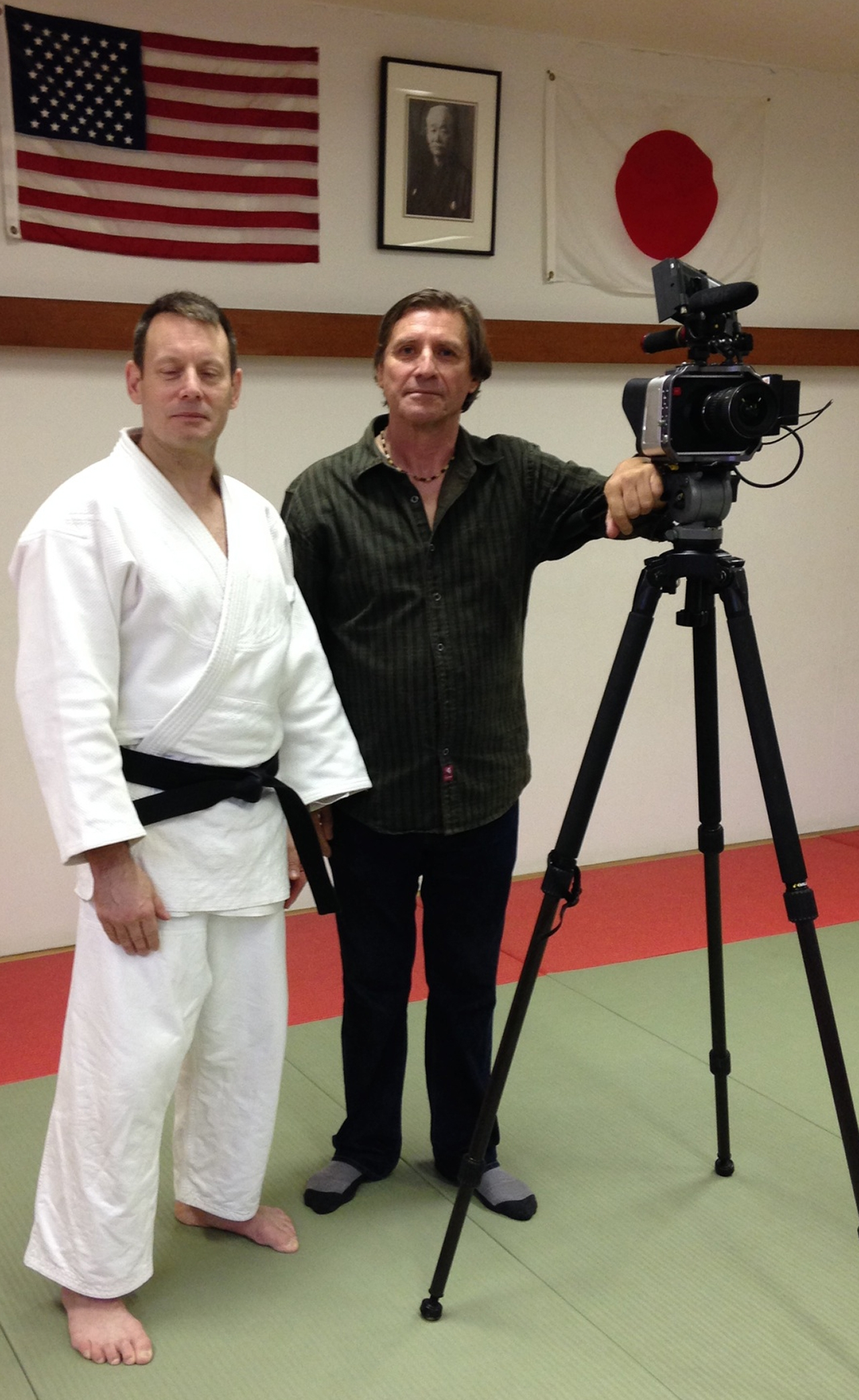John Gage, 8th dan Judo and Nihon-Jujutsu